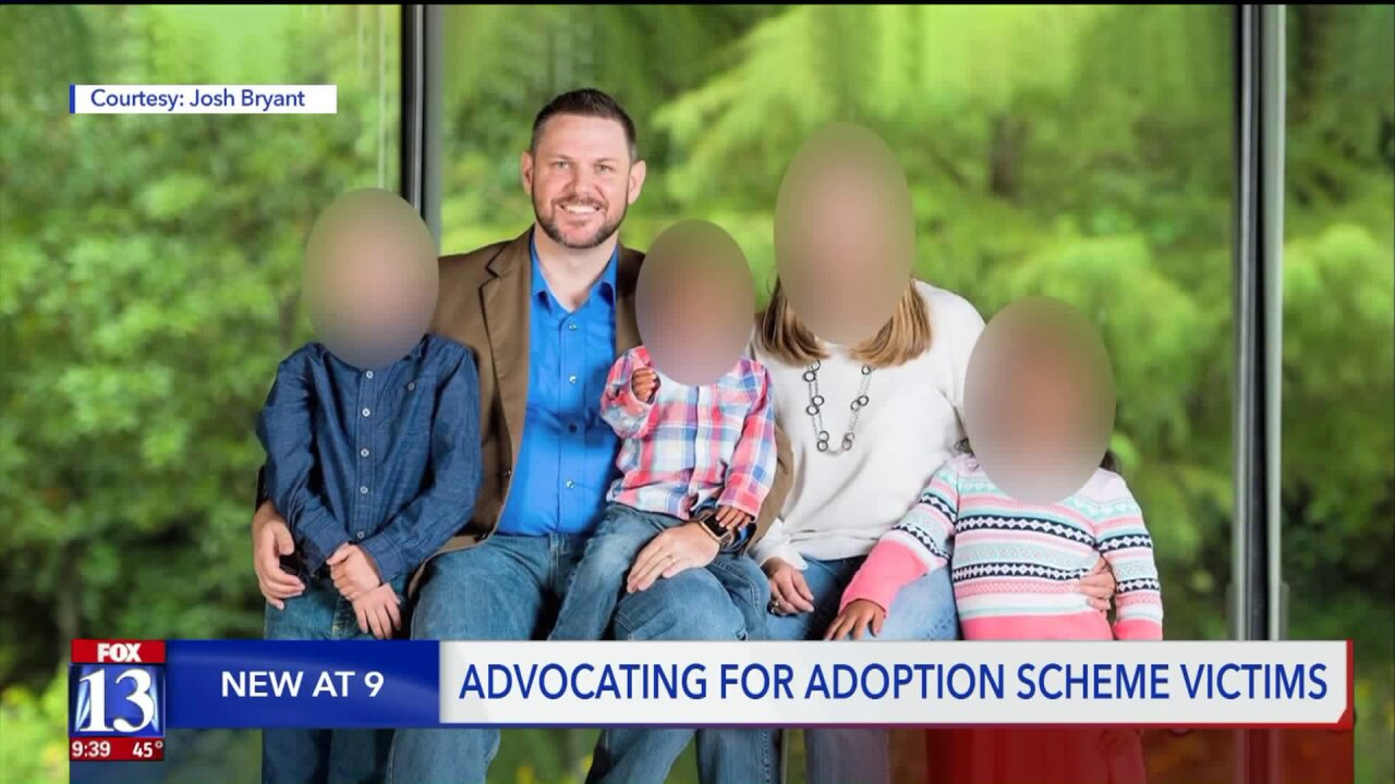 Lawyer advocating for change after adoption fraud scheme