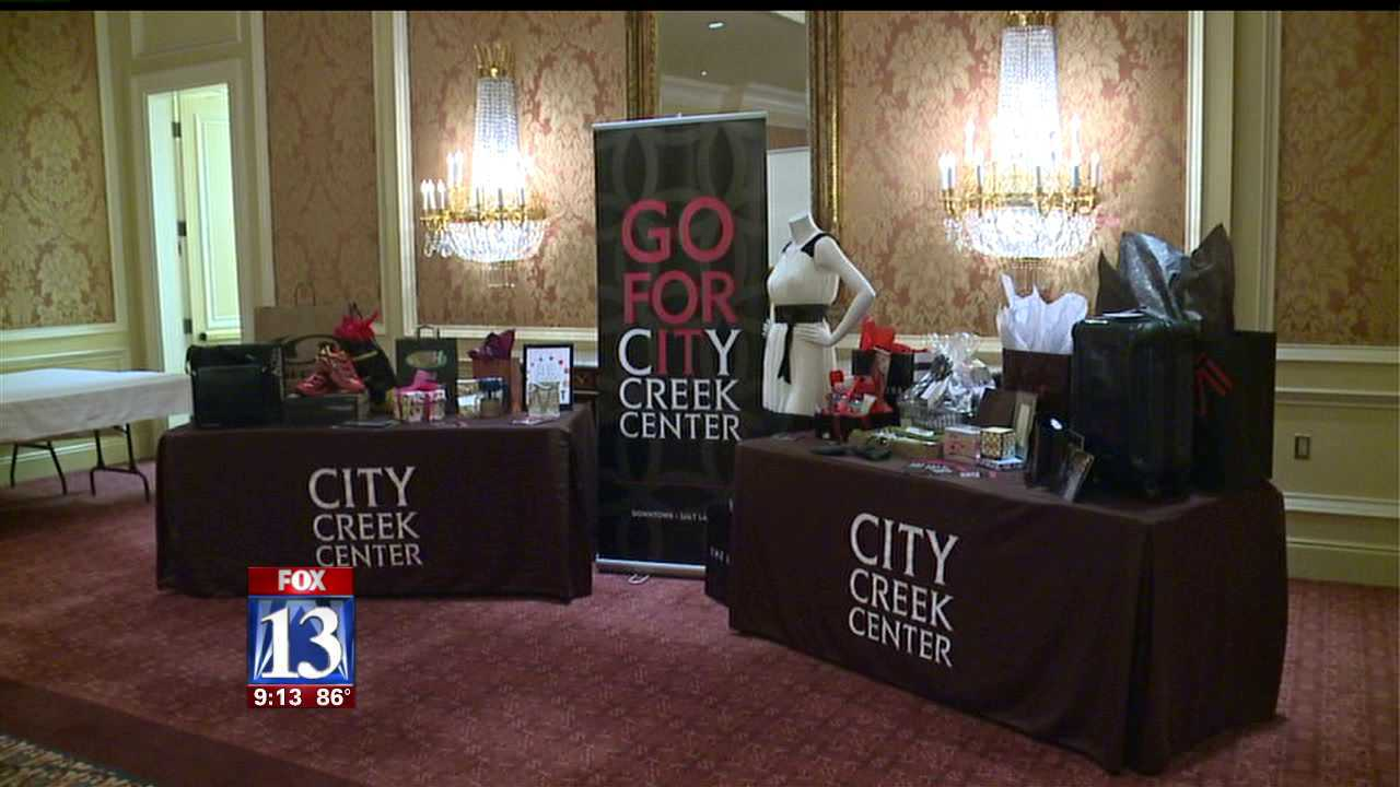 City Creek donates items for Human Rights Campaign fundraiser