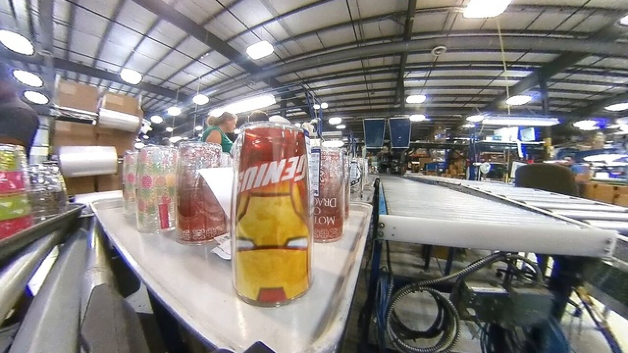 Tervis tumbler in 360: A family business based in Florida