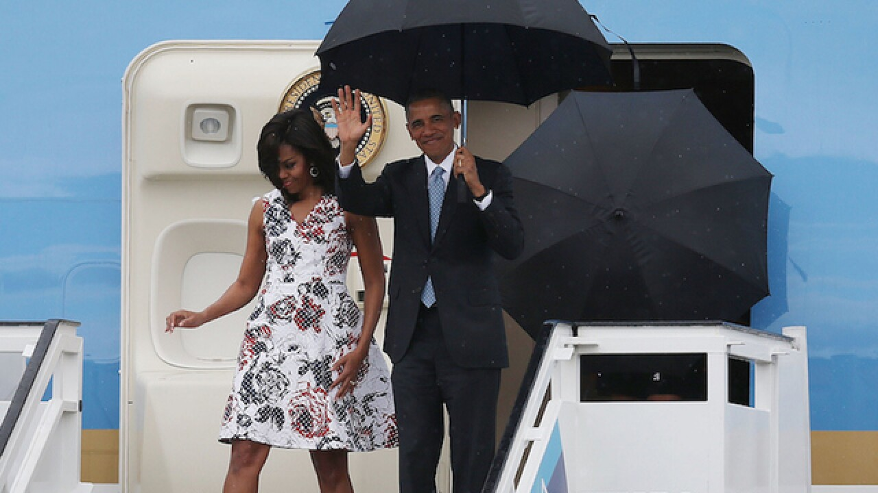 Will, Kate to host Obamas for dinner this week