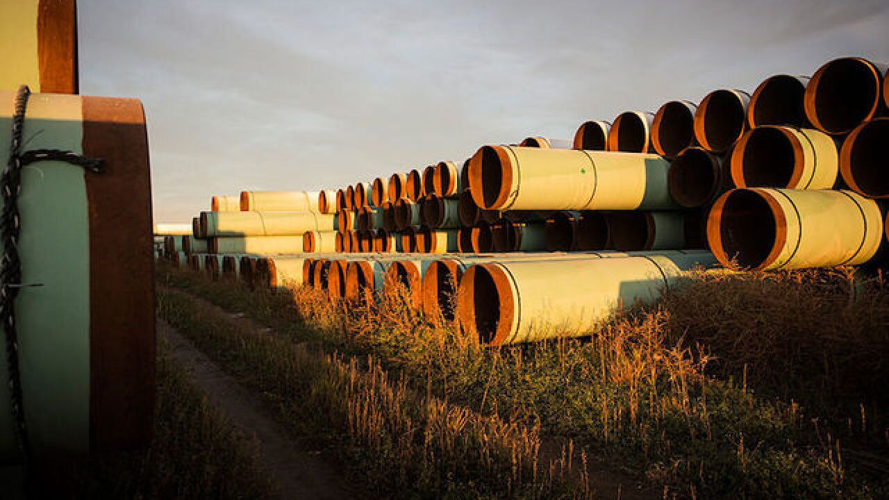 Judge halts construction of Keystone XL oil pipeline