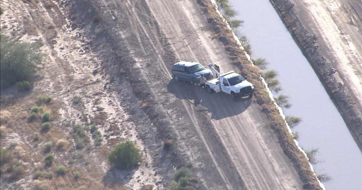 PCSO: Pursuit suspect apprehended east of Casa Grande
