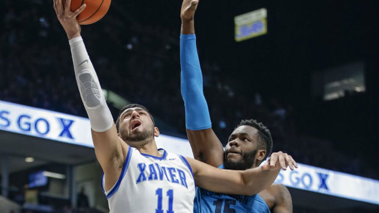 Transfer Kerem Kanter blossoms into a scoring and rebounding force for Xavier Musketeers