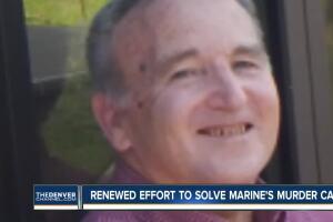 New push to solve case of Denver Marine gunned down on Valentine's Day