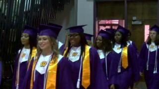 Westgate High School seniors graduate