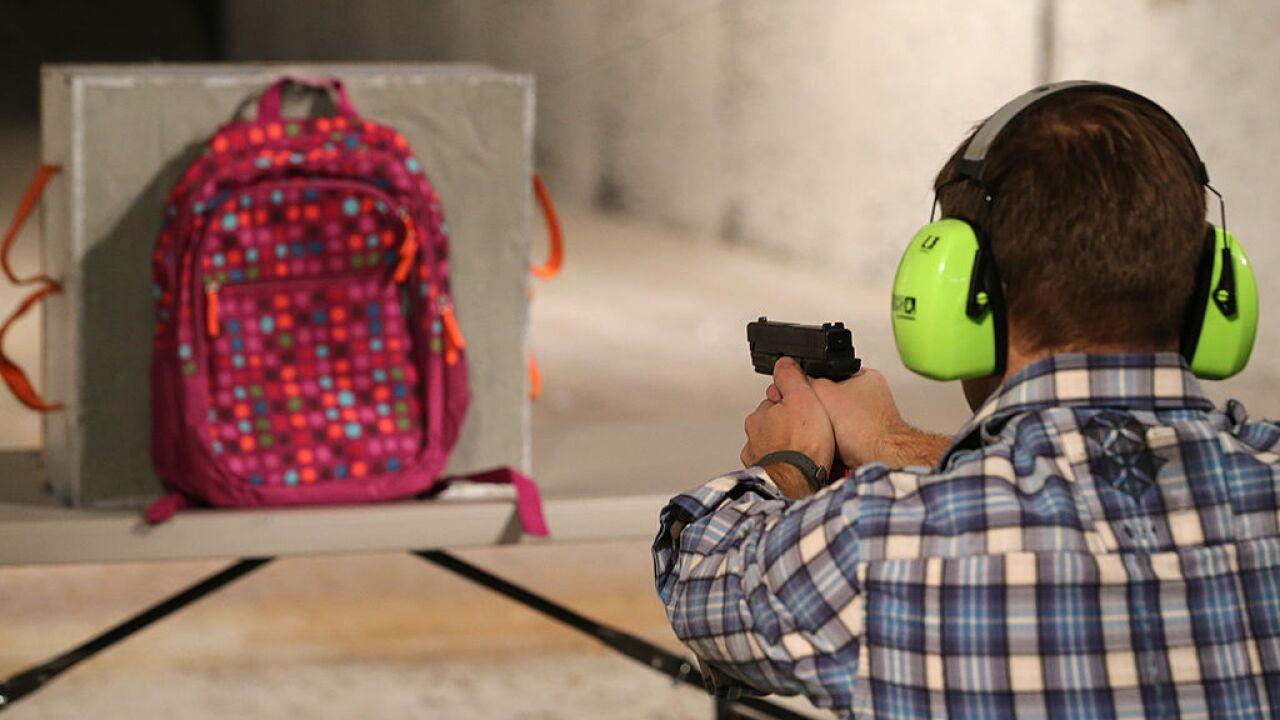 Bulletproof backpacks see spike in sales ahead of new school year following mass shootings
