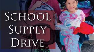 Salvation Army Supply Drive