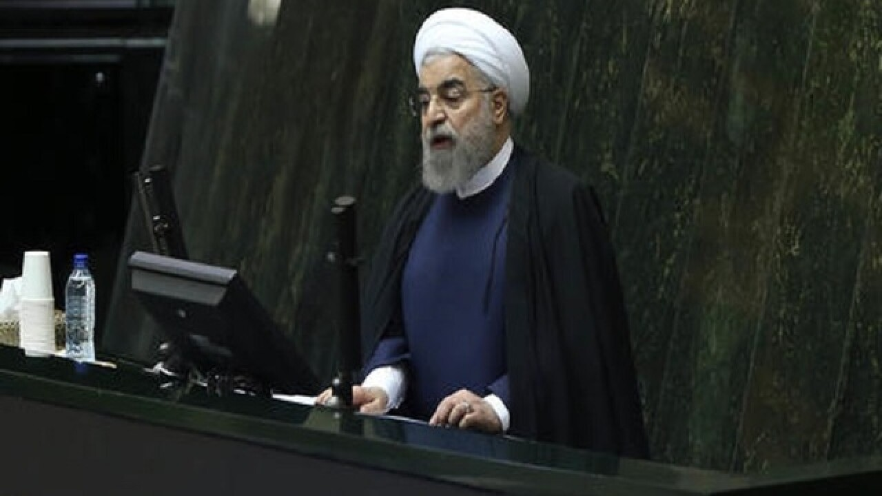 Iran sanctions renewal becomes law without Obama signature