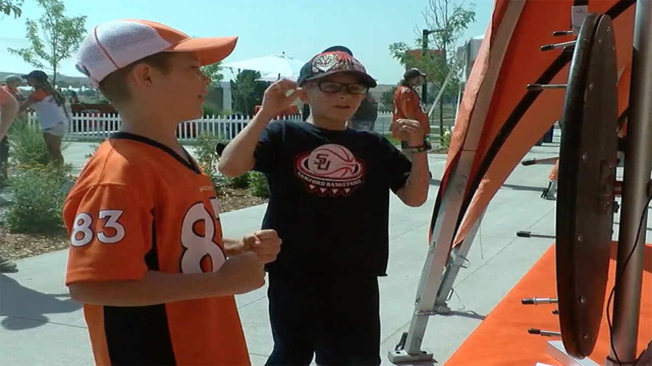 Fans excited as Broncos Training Camp begins
