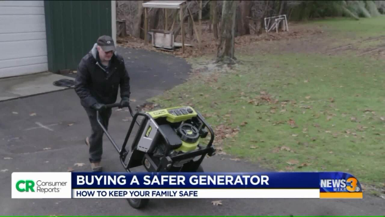 Buying a safergenerator