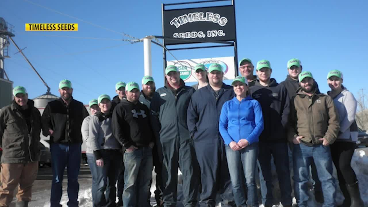 Montana Ag Network: Lentil business booming