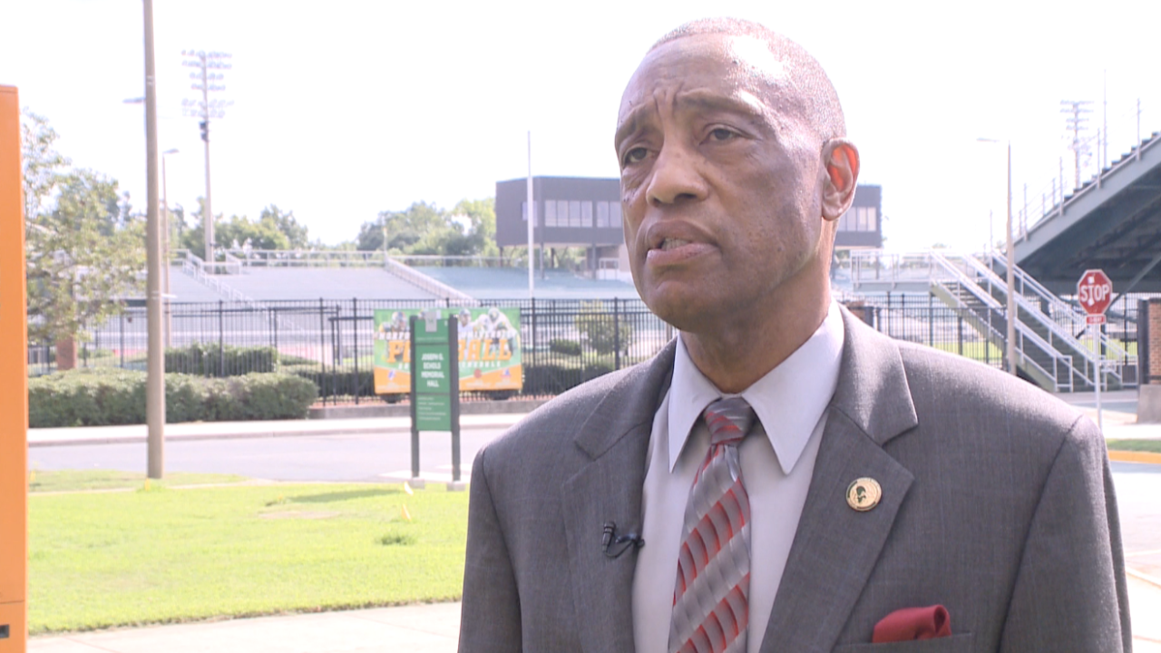 Norfolk State AD Marty Miller shifts to senior administrative position