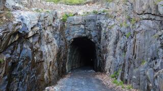 Claudius Crozet Blue Ridge Tunnel Trail system.jpg