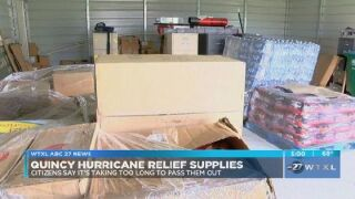 Gadsden County resident says it's taking too long for residents to get hurricane relief supplies.jpg