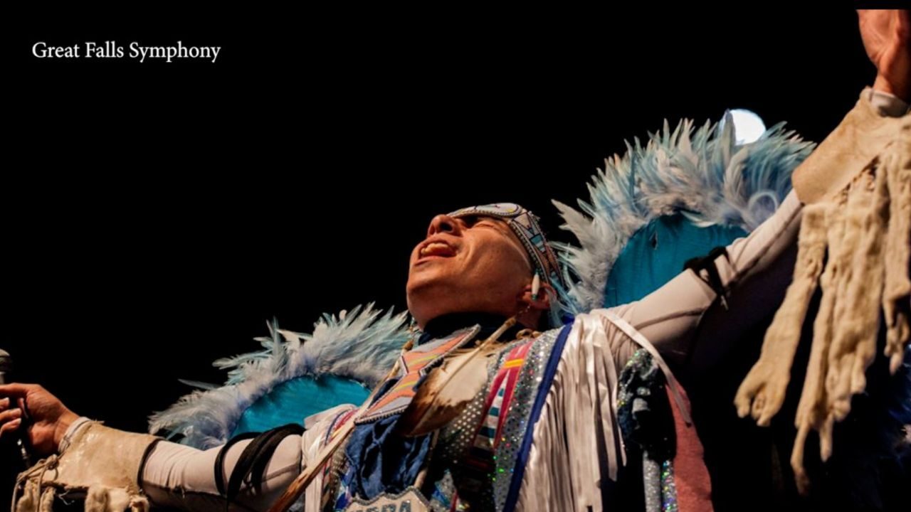 Supaman will perform with the Great Falls Symphony