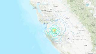 4.7 Bay Area earthquake