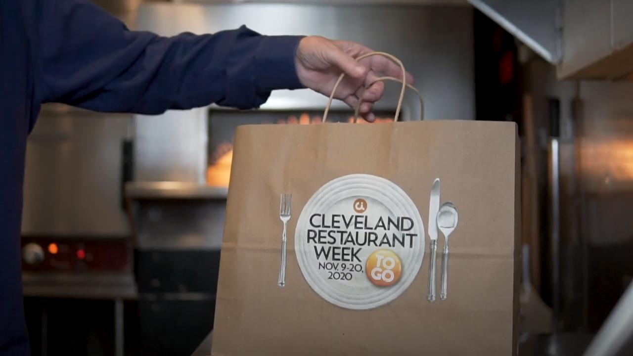 Cleveland Restaurant Week to Go
