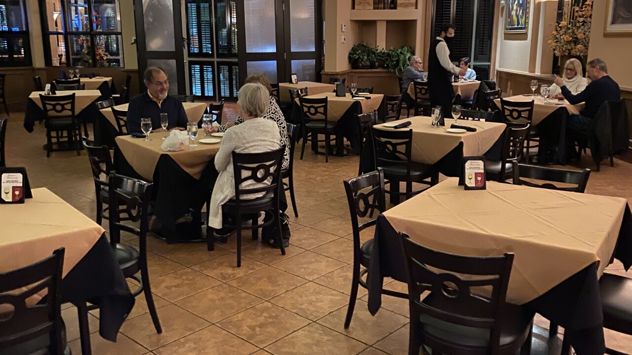 Restaurants around Las Vegas are adapting to changing COVID-19 protocols by offering expanded services for takeout and curbside.
