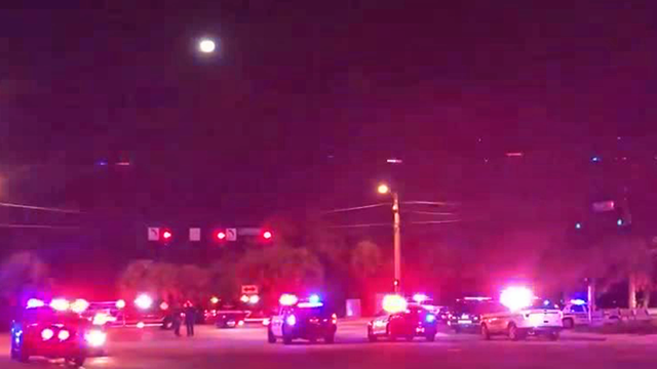 Two passengers die when cars collide in West Palm Beach