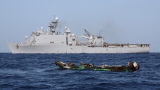 Photos: Somali man gets life in prison for 2010 pirate attack on U.S. Navyship