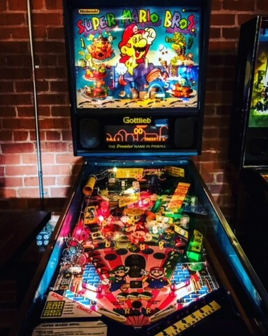 Photo gallery: Inside Detroit's newest bar arcade 'Ready Player One'