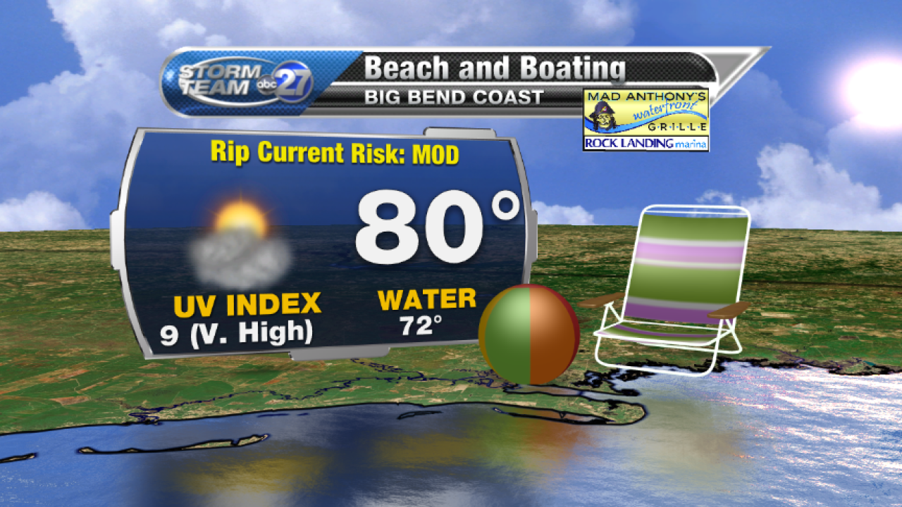 Beach and Boating forecast B (04/17/2017)