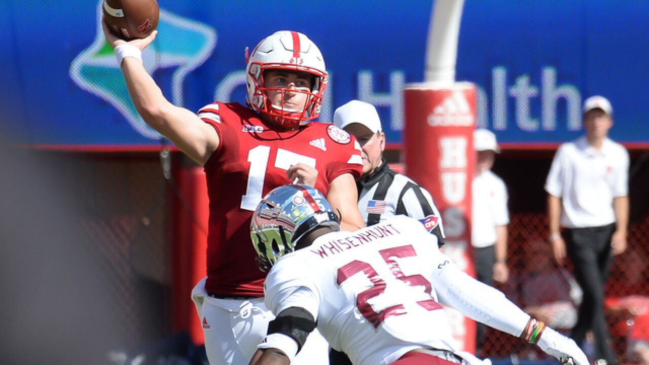 Nebraska football falters in loss to Troy to start season 0-2