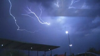 News Flash: Get ready for monsoon lightning