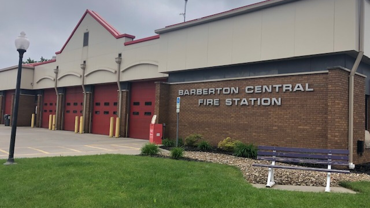 Barberton Fire Department