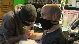 Darkside Tattoos follows CDC guidelines during pandemic