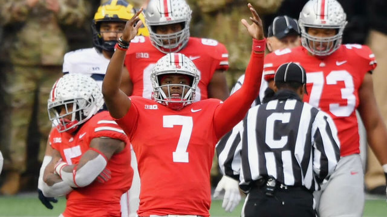 Memo to playoff committee: OSU routs Michigan