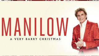 Barry Manilow to bring Christmas special to Tampa Bay
