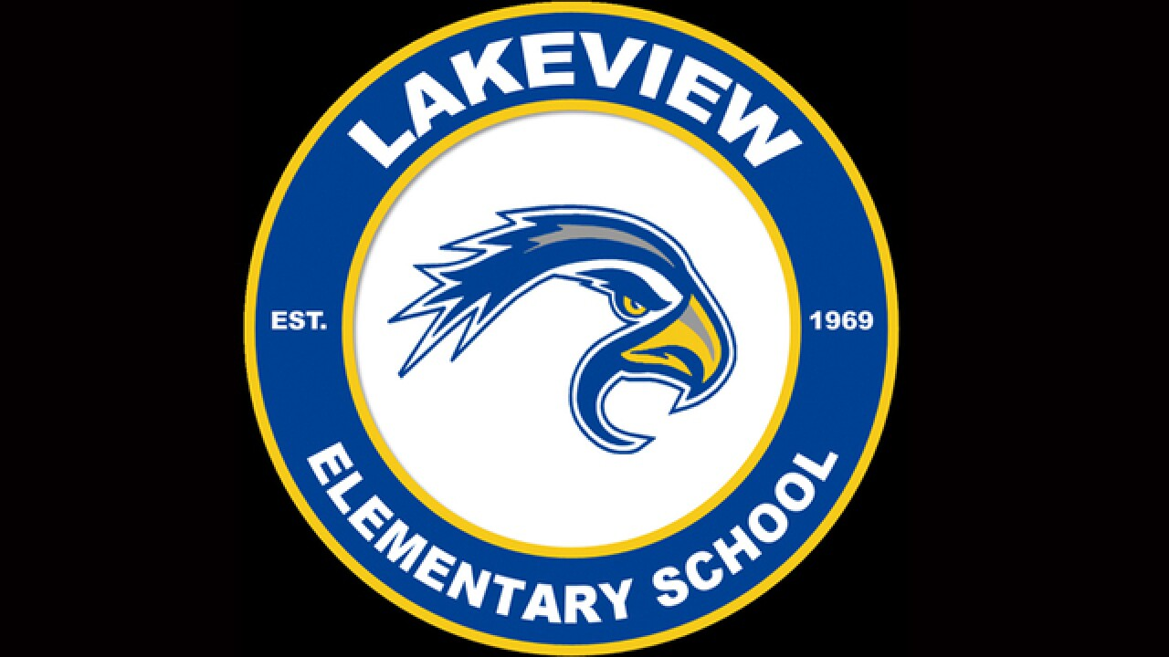 Water main break closes Lakeview Elementary School