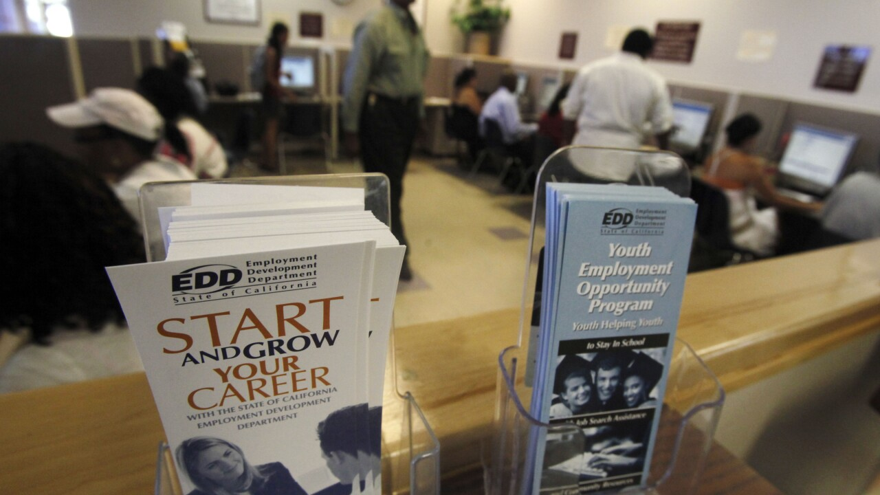 Lawmakers call for audit of California's Employment Development Department