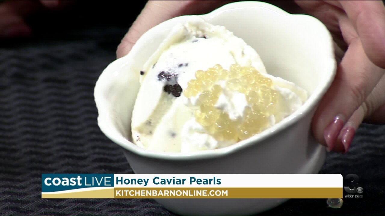 Kitchen science with Chef Jacqui on CoastLive