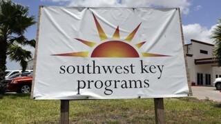 Children Shelter Investigation Southwest Key AP Photo