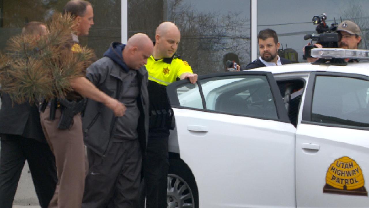 Man accused of ambushing Salt Lake Community College student inside lockerroom