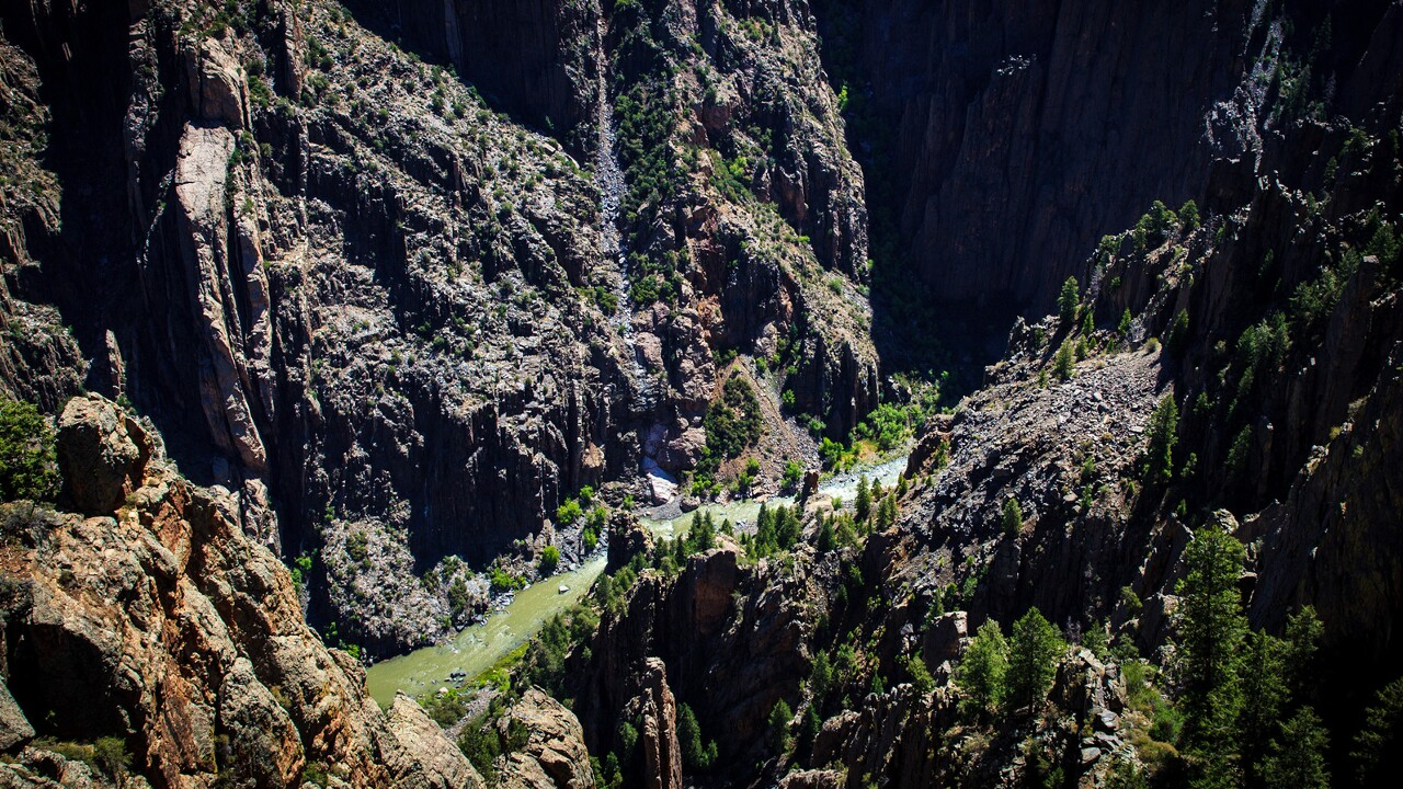 Black Canyon of the Gunnison by Russell J Bennett (14).jpg