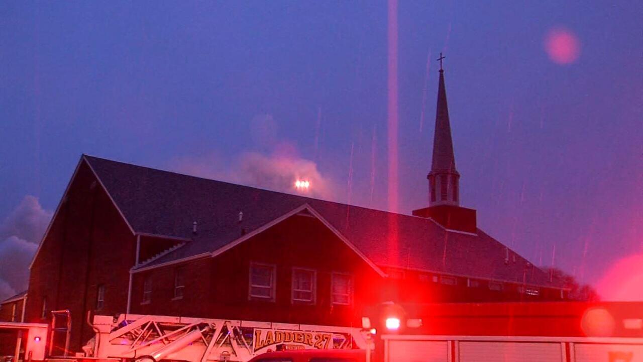 new bethel baptist missionary church fire