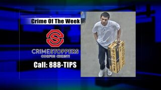 Crime Of The Week: May 8th