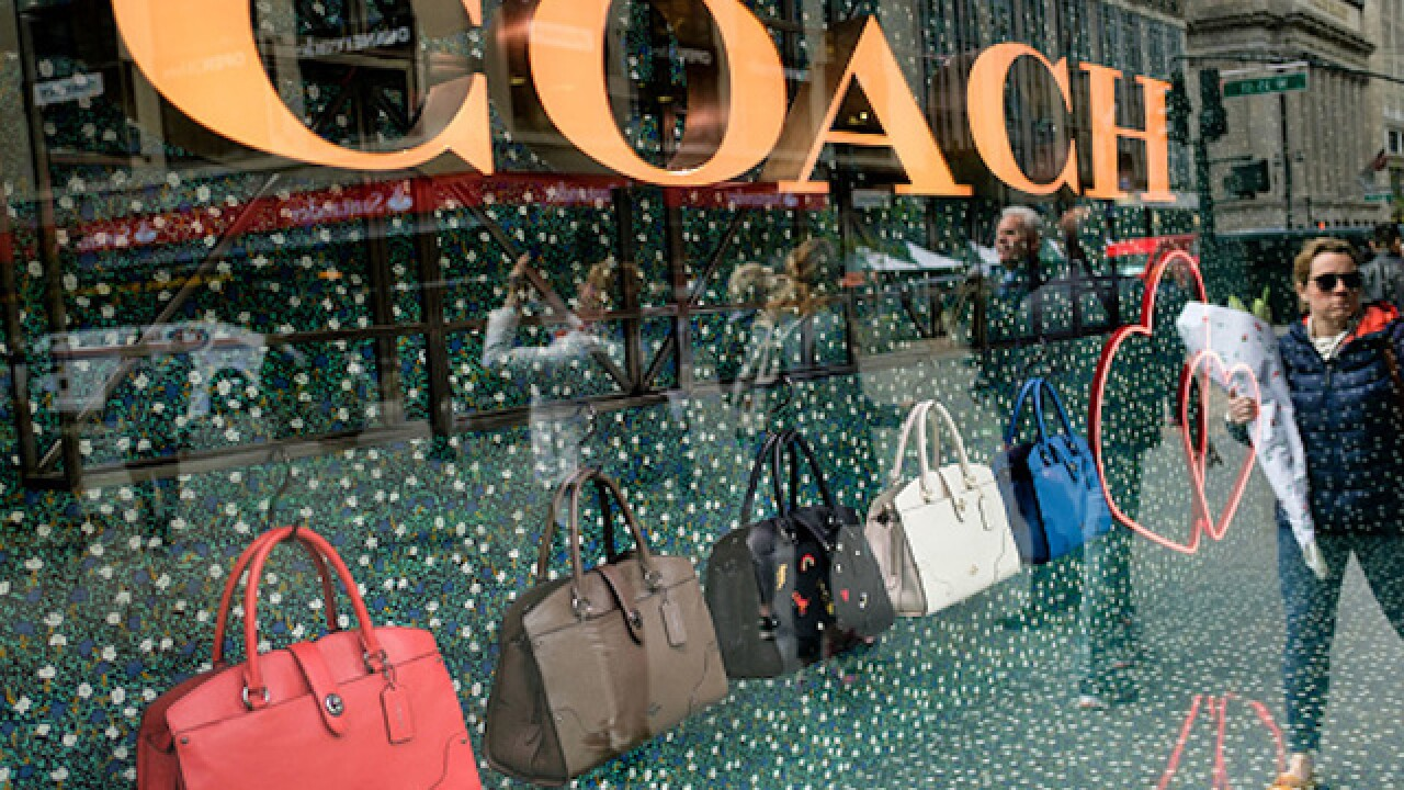 Handbag company Coach will change its name to Tapestry