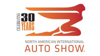 2019 North American International Auto Show logo, 2019 Detroit Auto Show logo