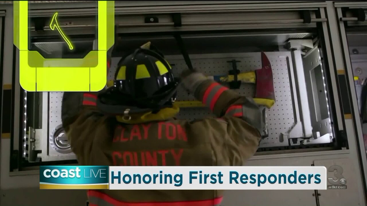 Supporting first responders through education and play on CoastLive