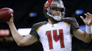 Fitzmagic returns: Ryan Fitzpatrick will start in place of Jameis Winston for Bucs in Week 9