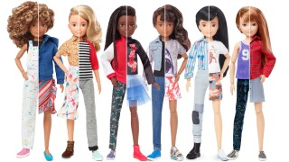 Barbie maker Mattel has launched a gender-inclusive doll line