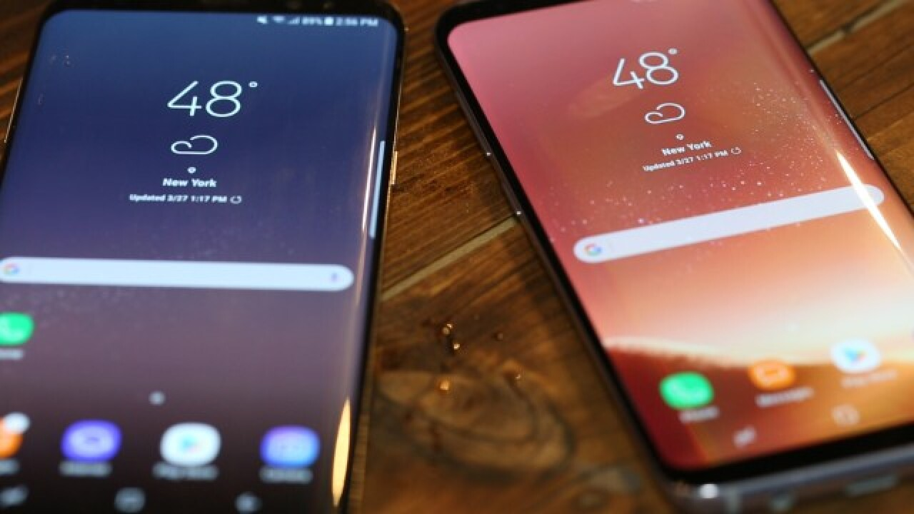 Samsung's Galaxy S8 sets pre-order record in South Korea