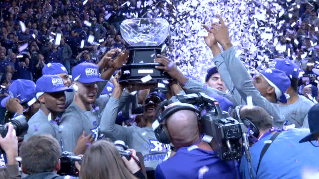 Top-seeded K-State, Kansas could meet in title-game rubber match