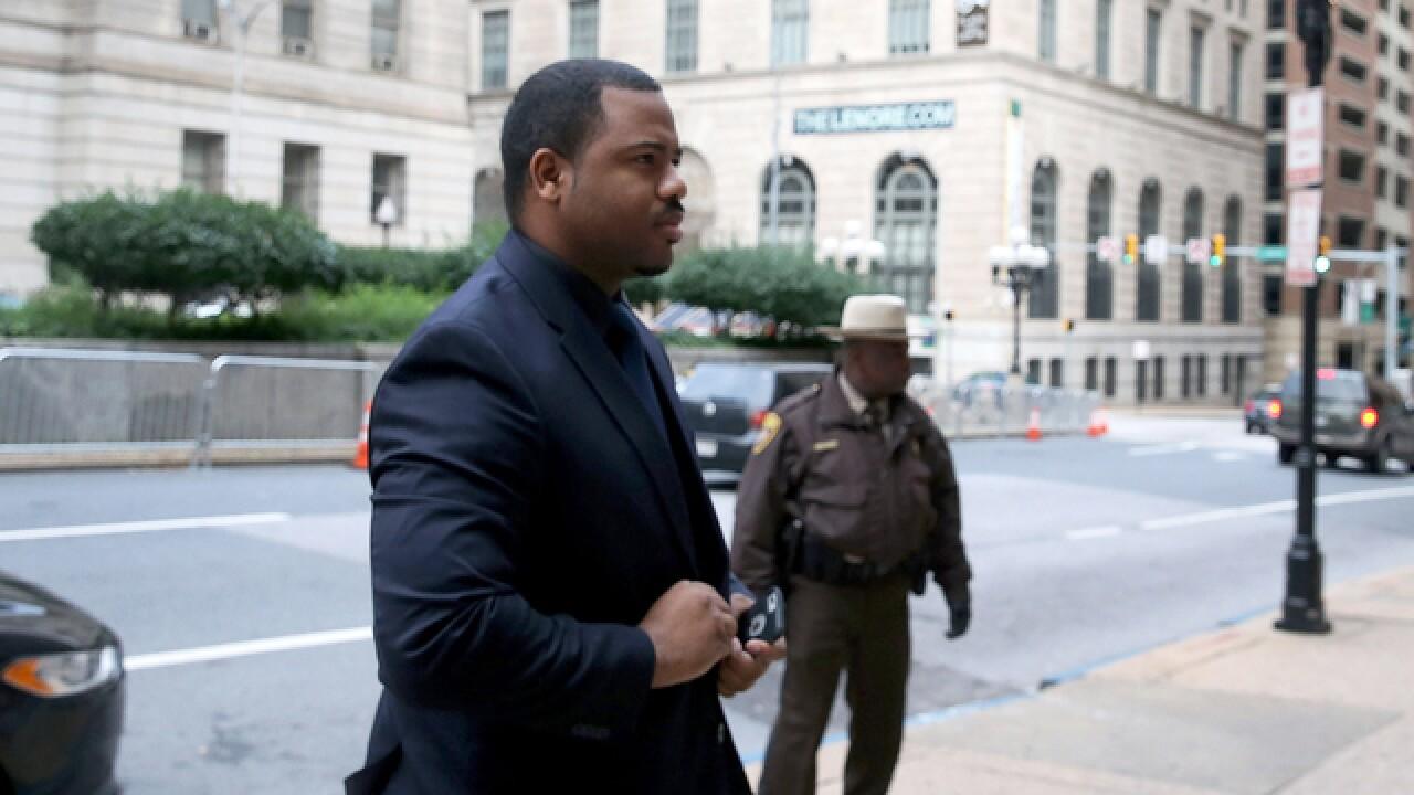 Mistrial in 1st officer's trial in Freddie Gray