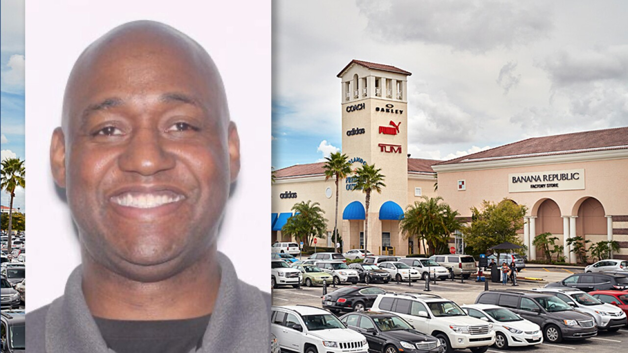 Man wanted in connection with homicide at Florida Under Armour store found dead