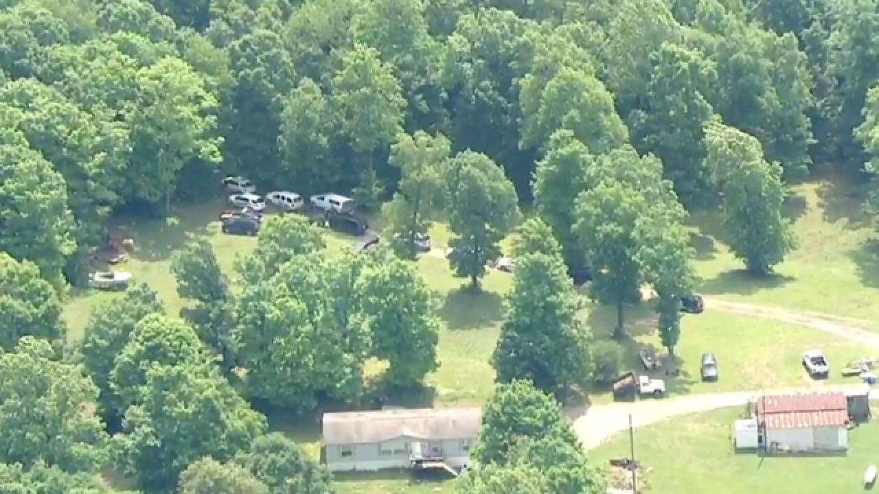 Manhunt Underway For Suspect Who Shot, Killed Dickson Co. Deputy